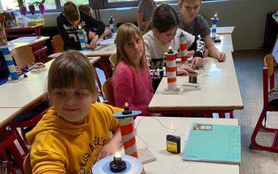 Četrtošolci izdelali svetilnike