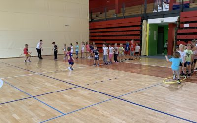 Medrazredna tekmovanja v športnih igrah in v krosu – I. VIO