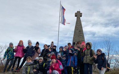 Zimovanje pod Donačko goro, 6. in 7. december 2019