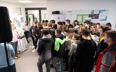 Devetošolci obiskali Šolski center Rogaška Slatina