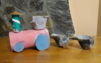 1. TD: Papirna gradiva – vozilo (3. a)
