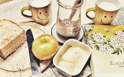 »Zajtrk z medom – super dan«