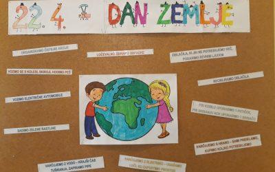 22. 4. 2021 – Svetovni dan Zemlje
